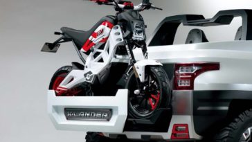 Suzuki Extrigger Price >> White Ghost Electric motorcycle by SUR-RON | EvNerds