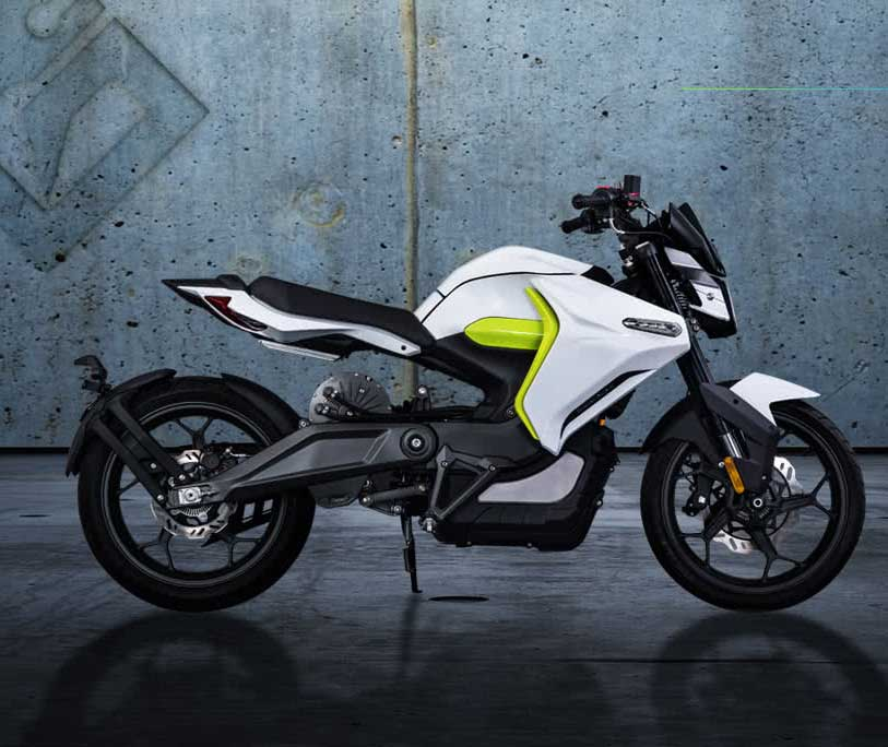 White Ghost Electric Motorcycle By Sur Ron Evnerds