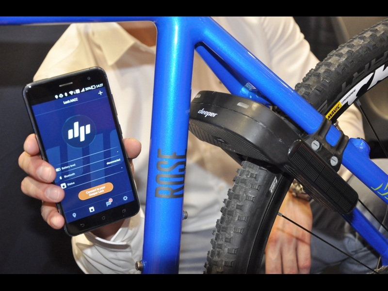 E-bike connectivity is the talk of the EUROBIKE 2017