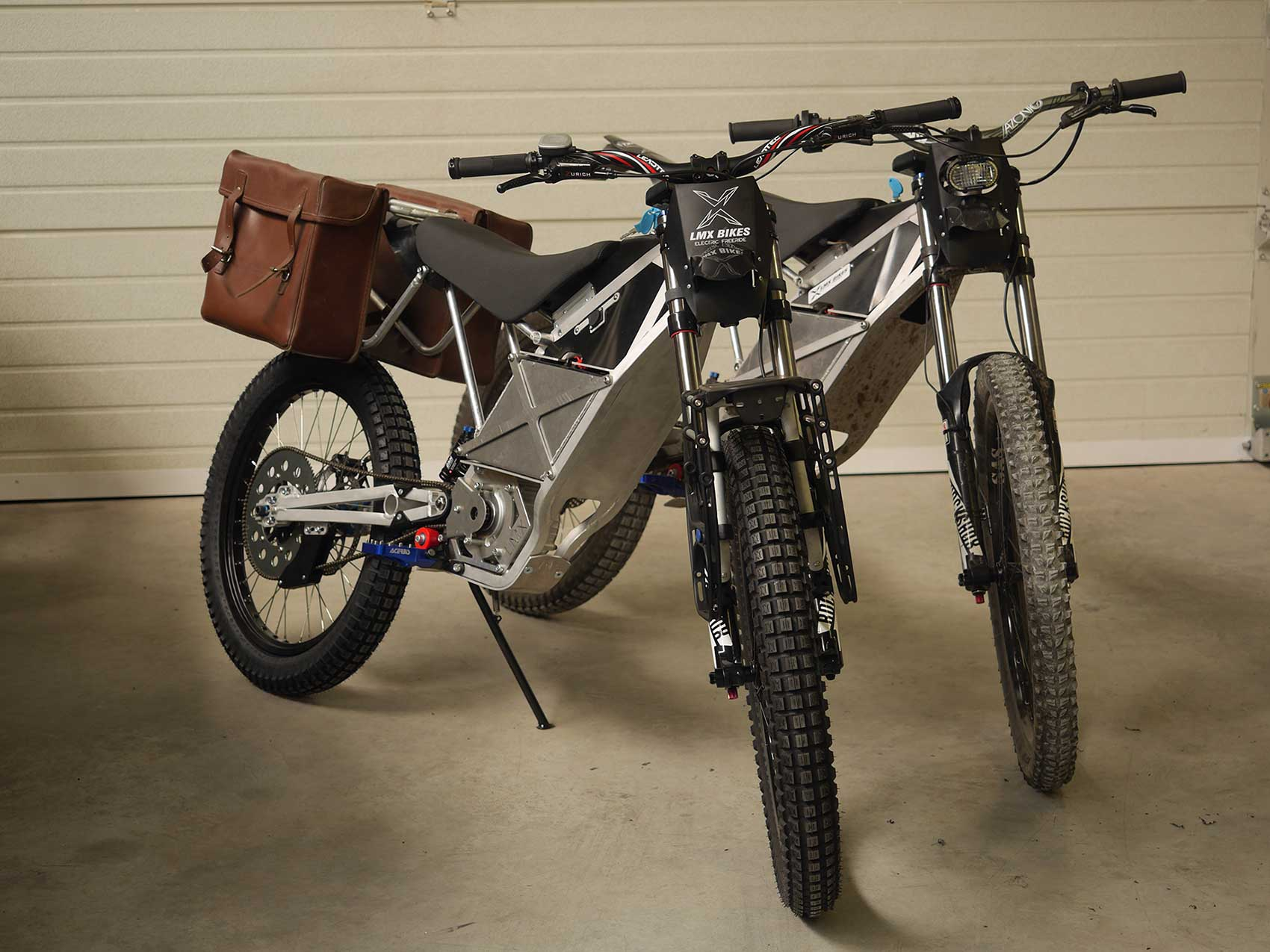 Electric Freeride Motorcycle Lmx 161 H Indiegogo Campaign