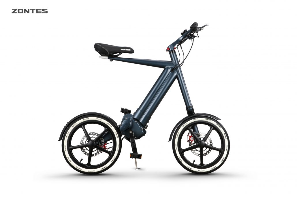 zontes smallest ebike