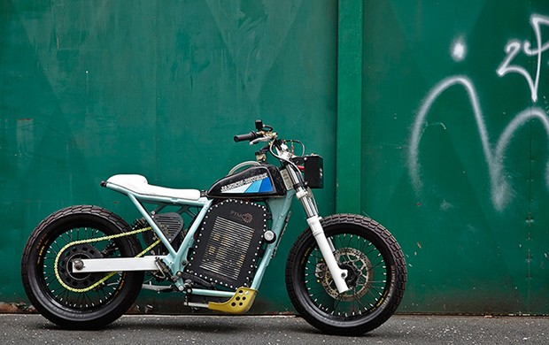 80 kw electric motorcycle