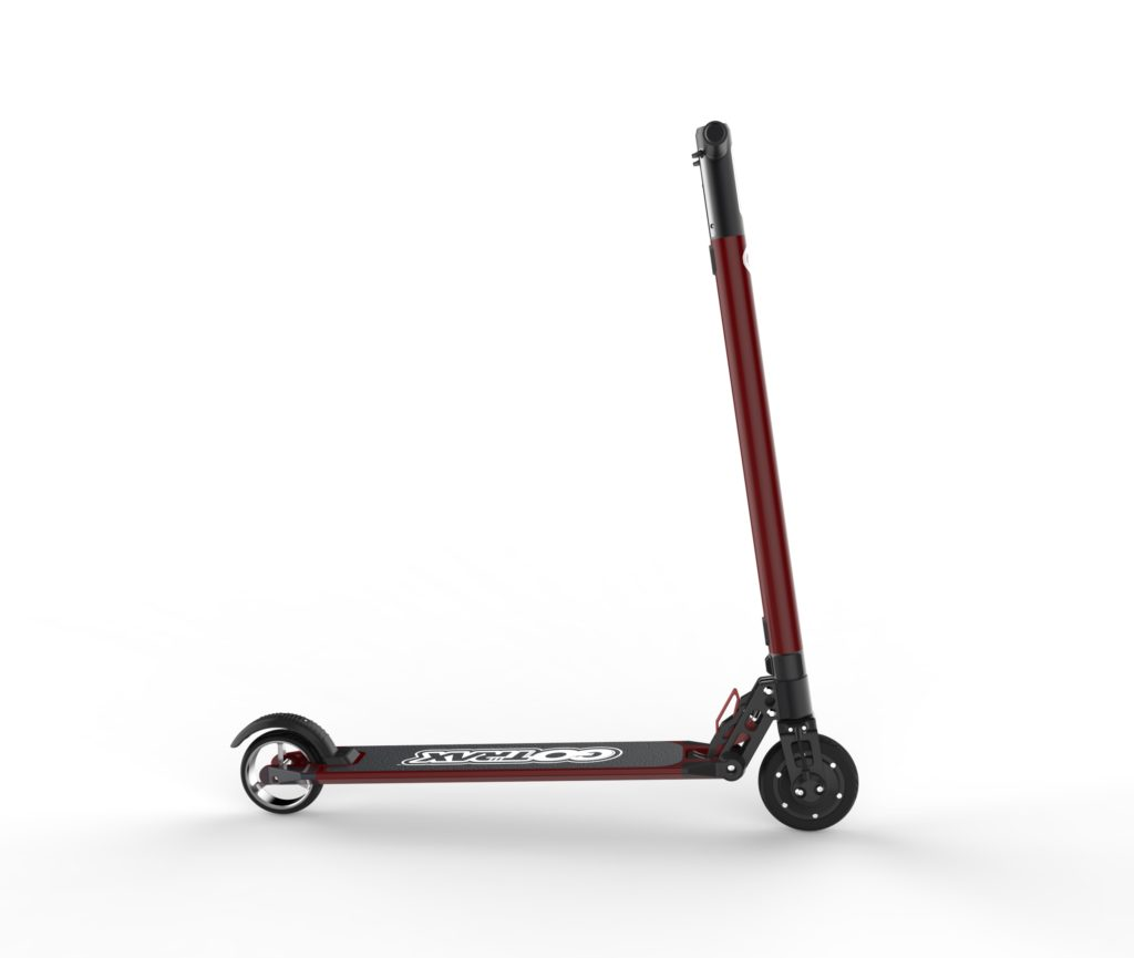 GLIDER ELECTRIC FOLDING SCOOTER | GOTRAX