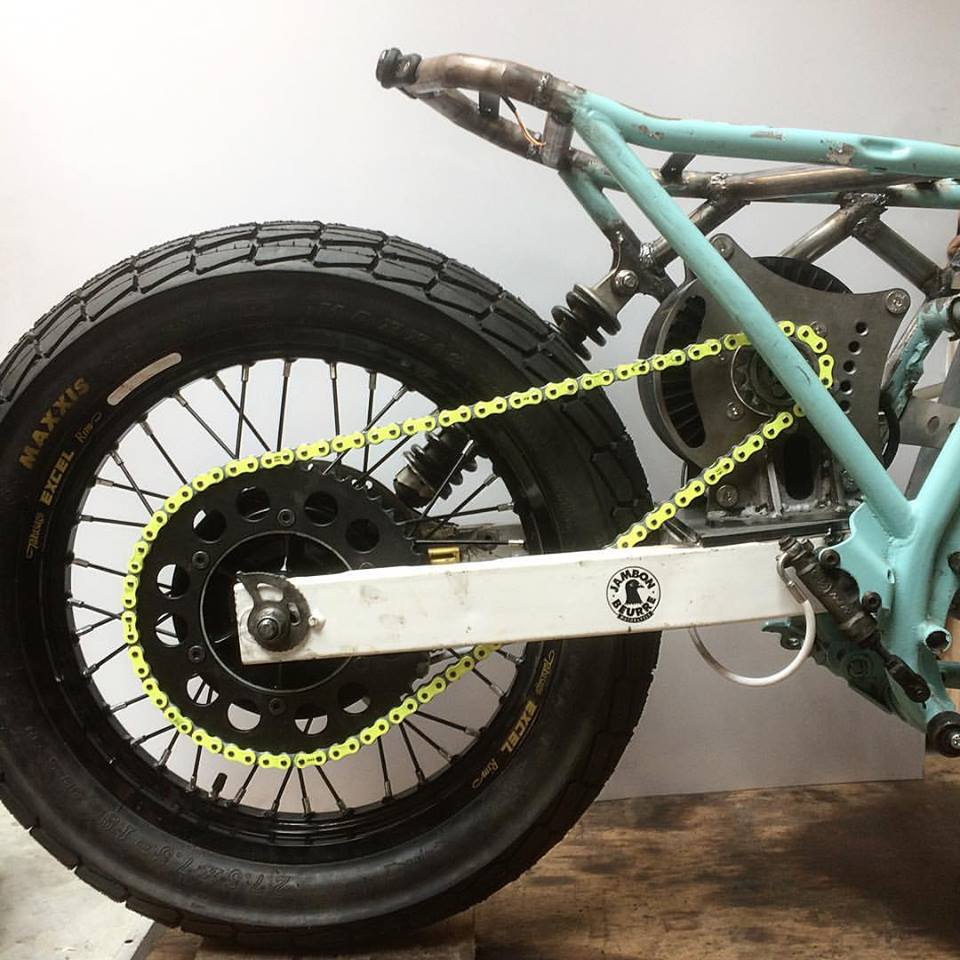 donor electric motorcycle