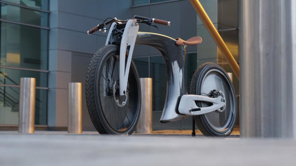 carbogatto electric motorcycle