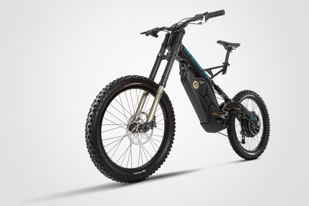 Bultaco is back with a stripped down eMTB the Brinco RB