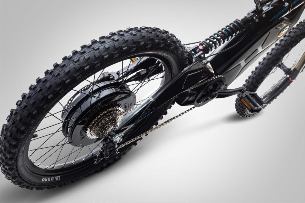 Bultaco Brinco RB rear hub motor 2KW | EvNerds