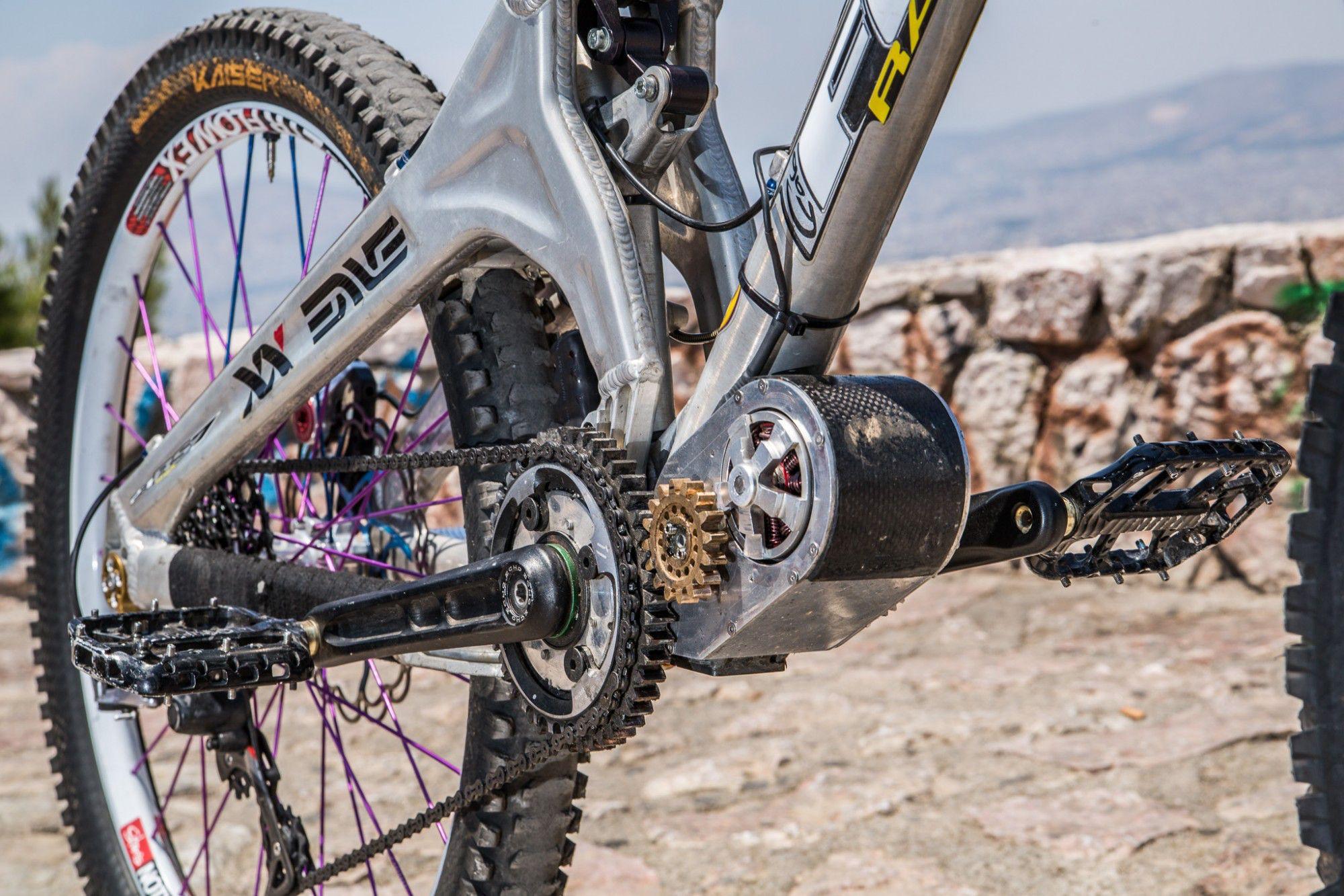 paradox kinetics electric bicycle 1500 watt hermes motor. Black Bedroom Furniture Sets. Home Design Ideas