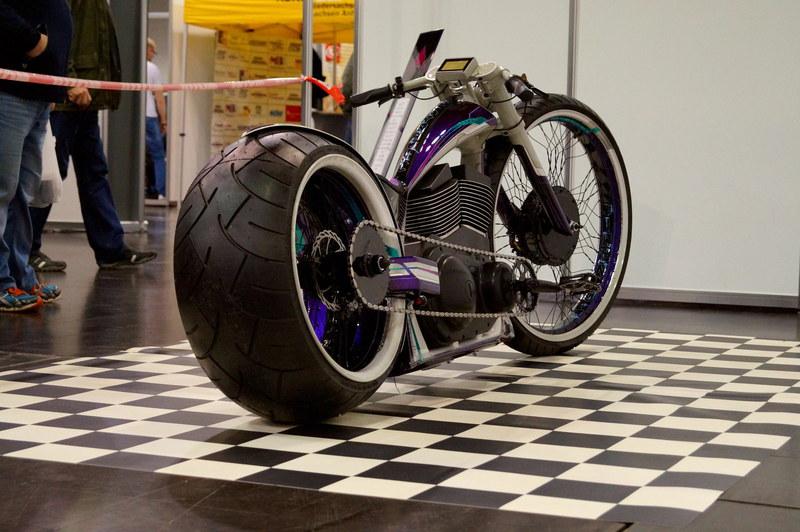 Custom Electric Bike E Dynamic From Roder Custom Bikes