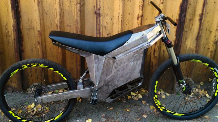 Electric Dirtbike Evnerds
