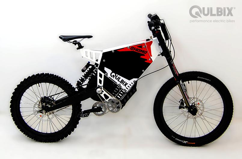 Q140MD Core Performance E-bike