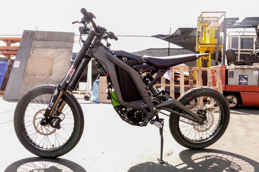 Sur Ron Light Bee updates from Luna Cycles and Ride Sur Ron