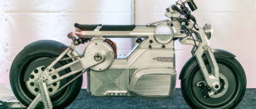 zeus electric motorcycle by curtiss motorcycles