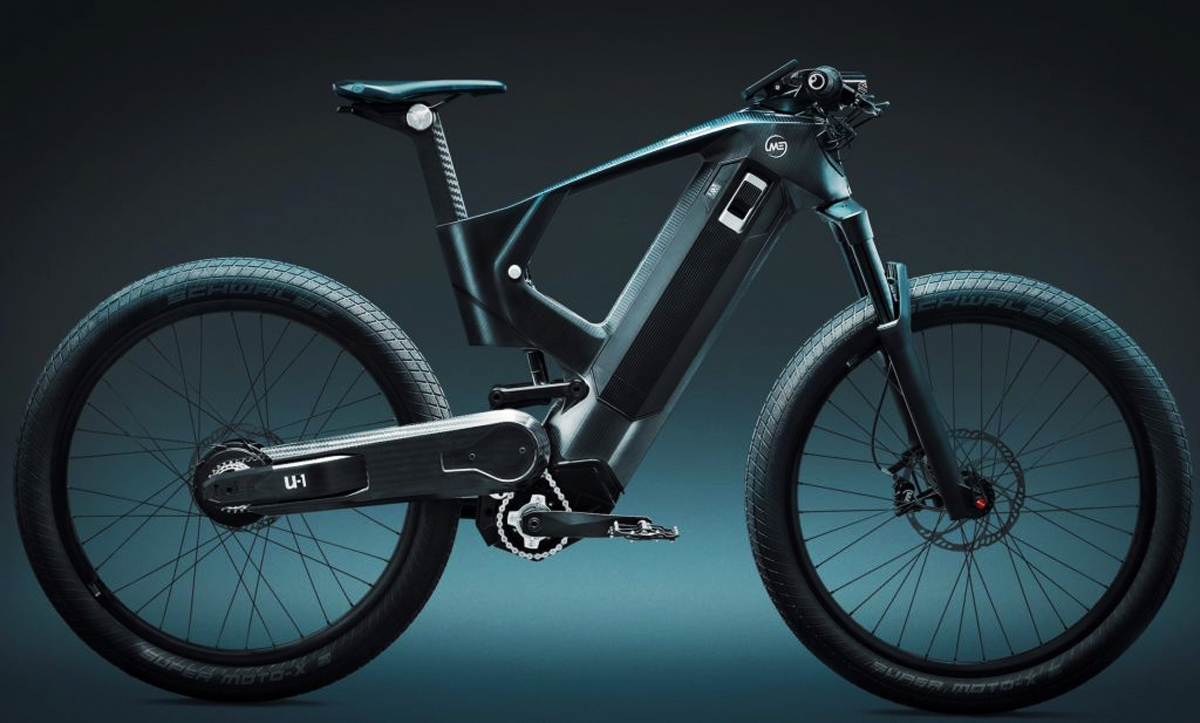 Mubea group entering electric bike market with CFRP e-bike
