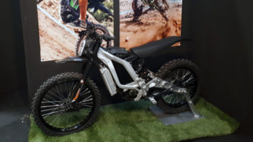 Sur-Ron Light Bee Homologated Road legal Electric Motorcycle
