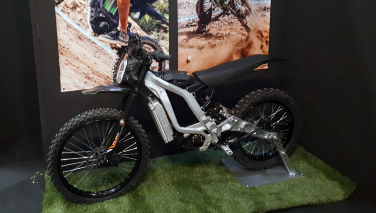 Carbon Fiber Bike >> Sur-ron Light Bee electric bike upgrade by GB-E moto | EvNerds