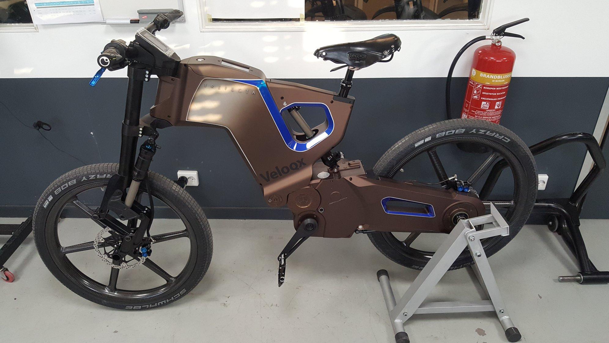 Trefecta Urb L1e E Bike Crazy New Colors And Electric Abs