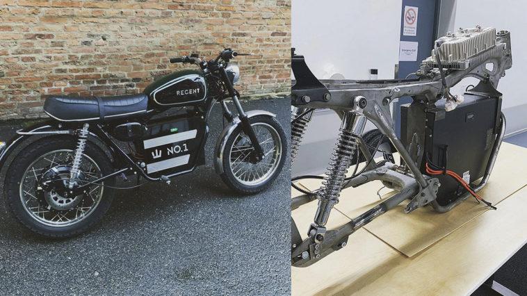 Electric Motorbike Evnerds
