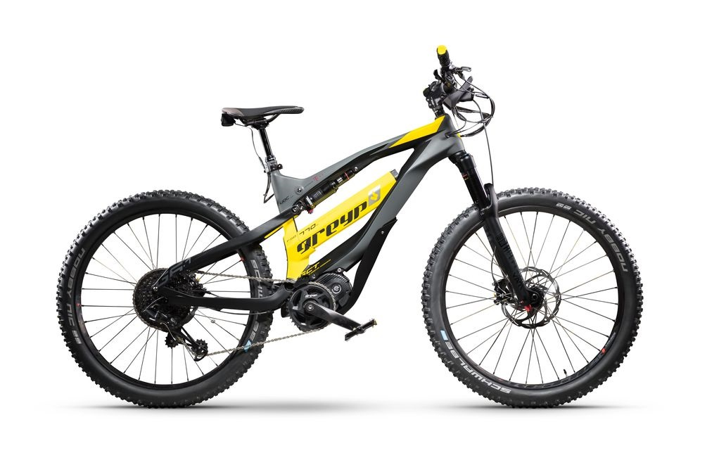 Greyp bikes G6 Electric Bike Revealed!