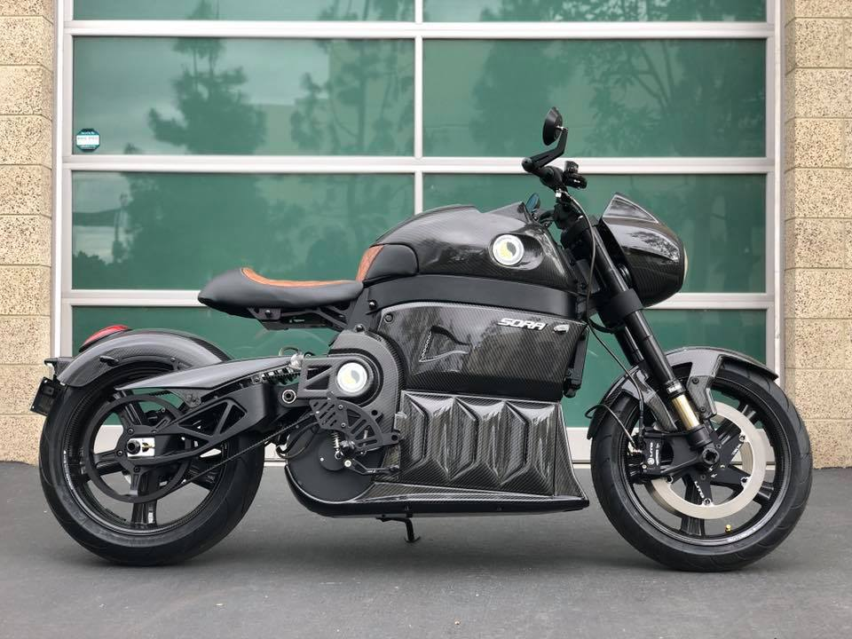 8a2b5135b47 Lito SORA 2 Electric Superbike priced at $82,250 USD   EvNerds