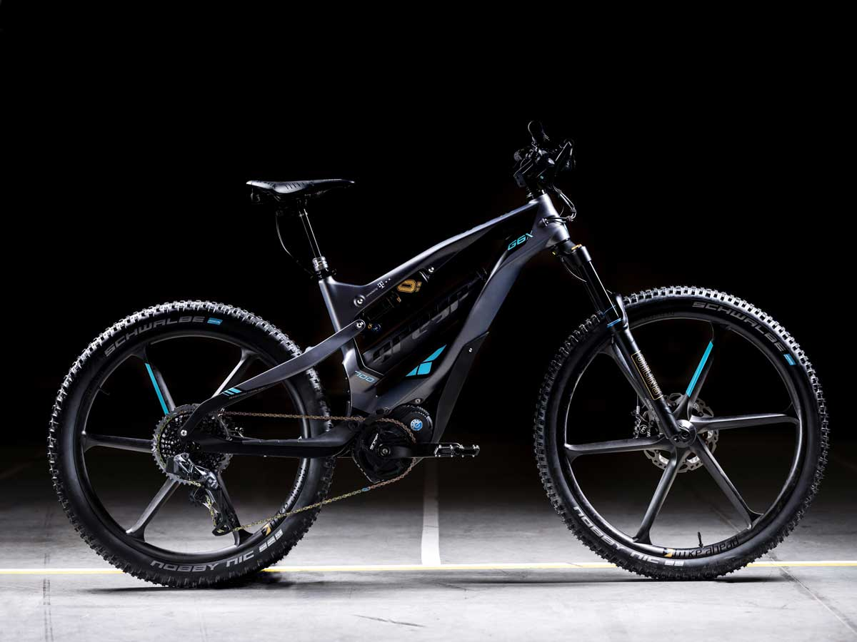 Greyp G6.2 eMTB Eurobike Award and new Hardtail G5 Ebike
