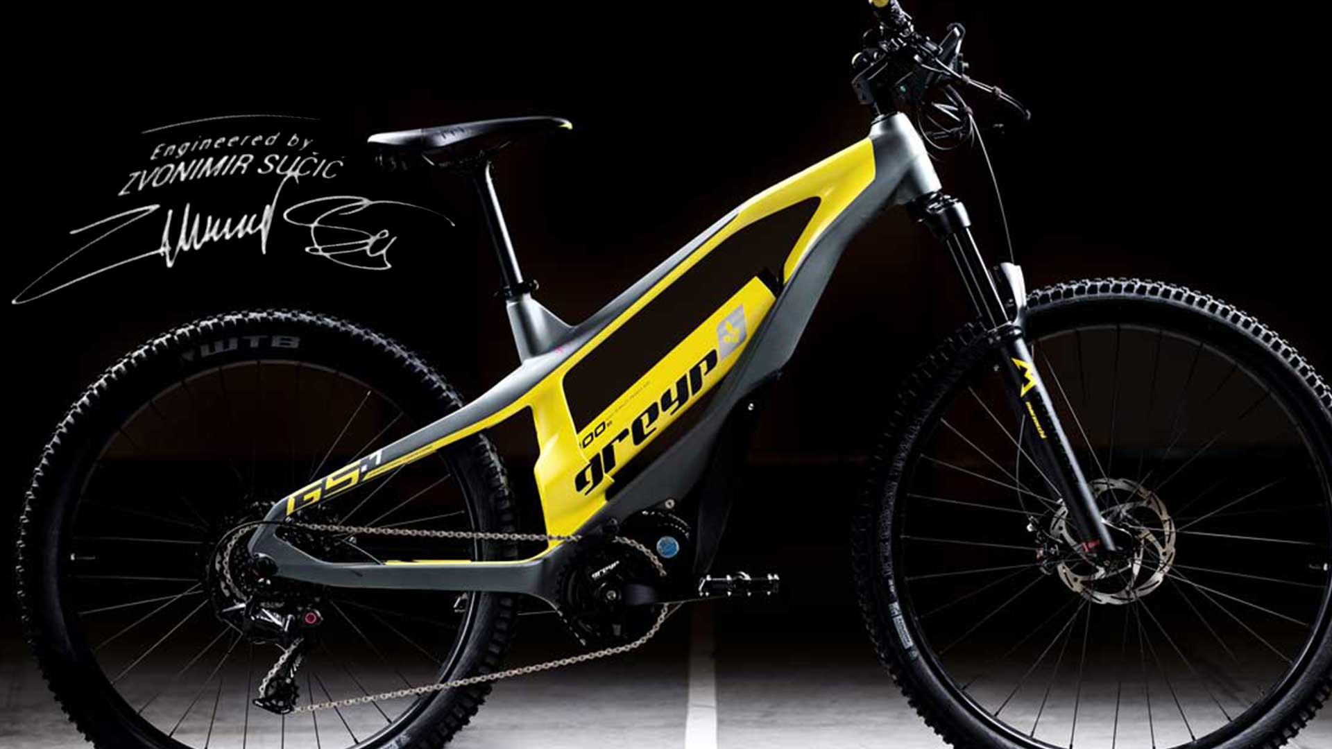 Greyp bikes introduces G5 HARDTAIL Ebike range on EUROBIKE
