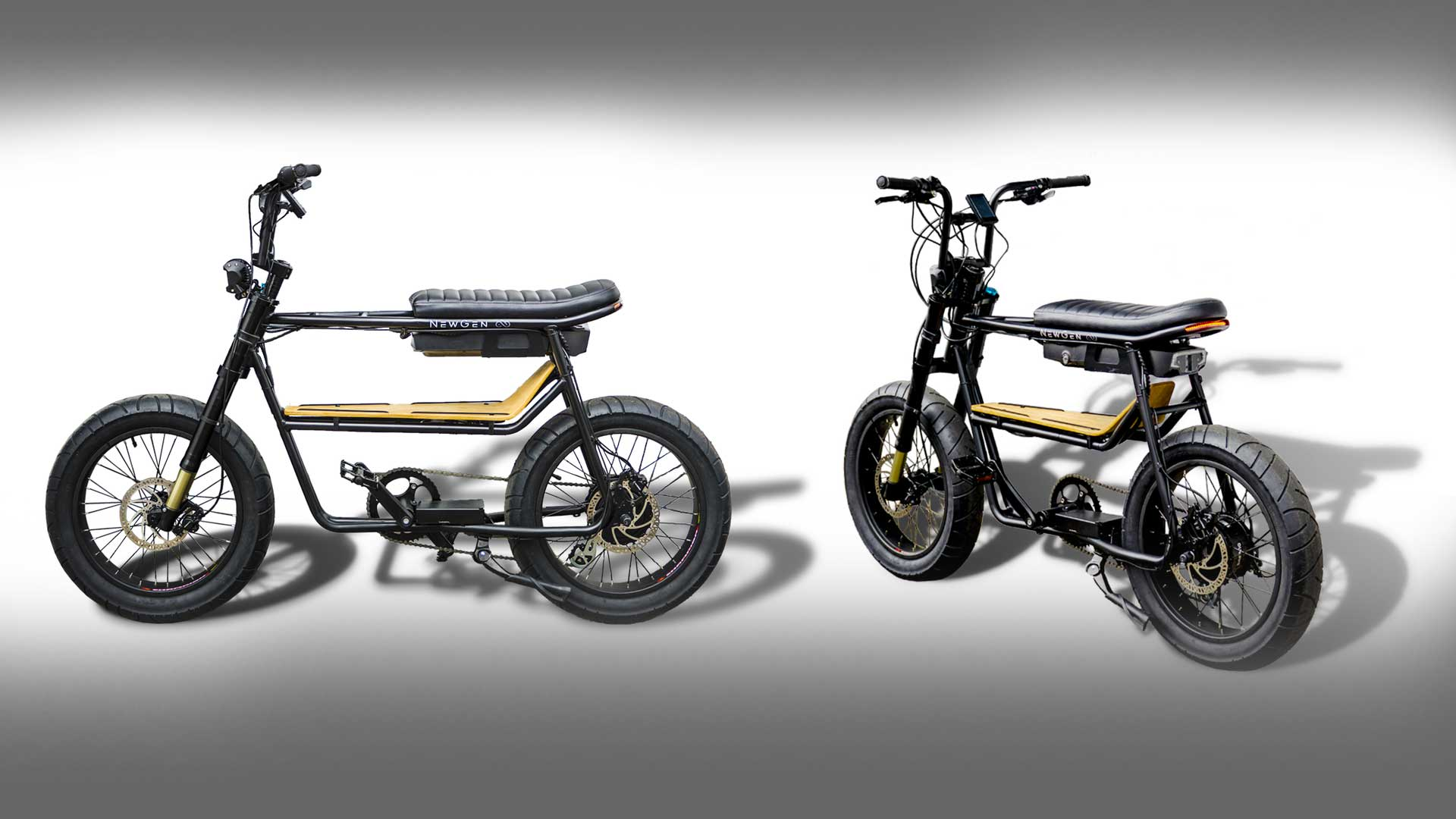 English Startup NewGen Bikes kicks off with their 345 Electric Bicycle!
