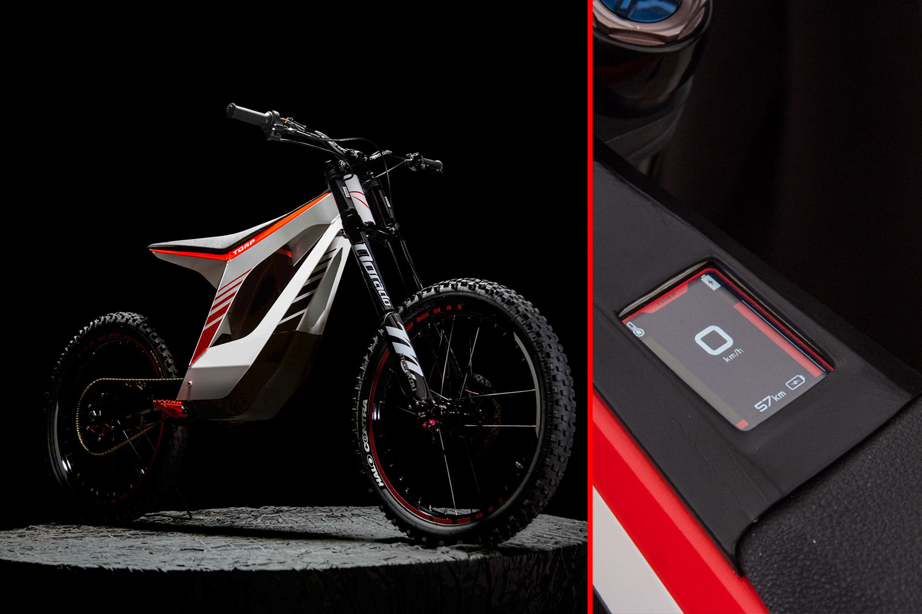 TORP MOTOR's new Lightweight Electric Dirtbike