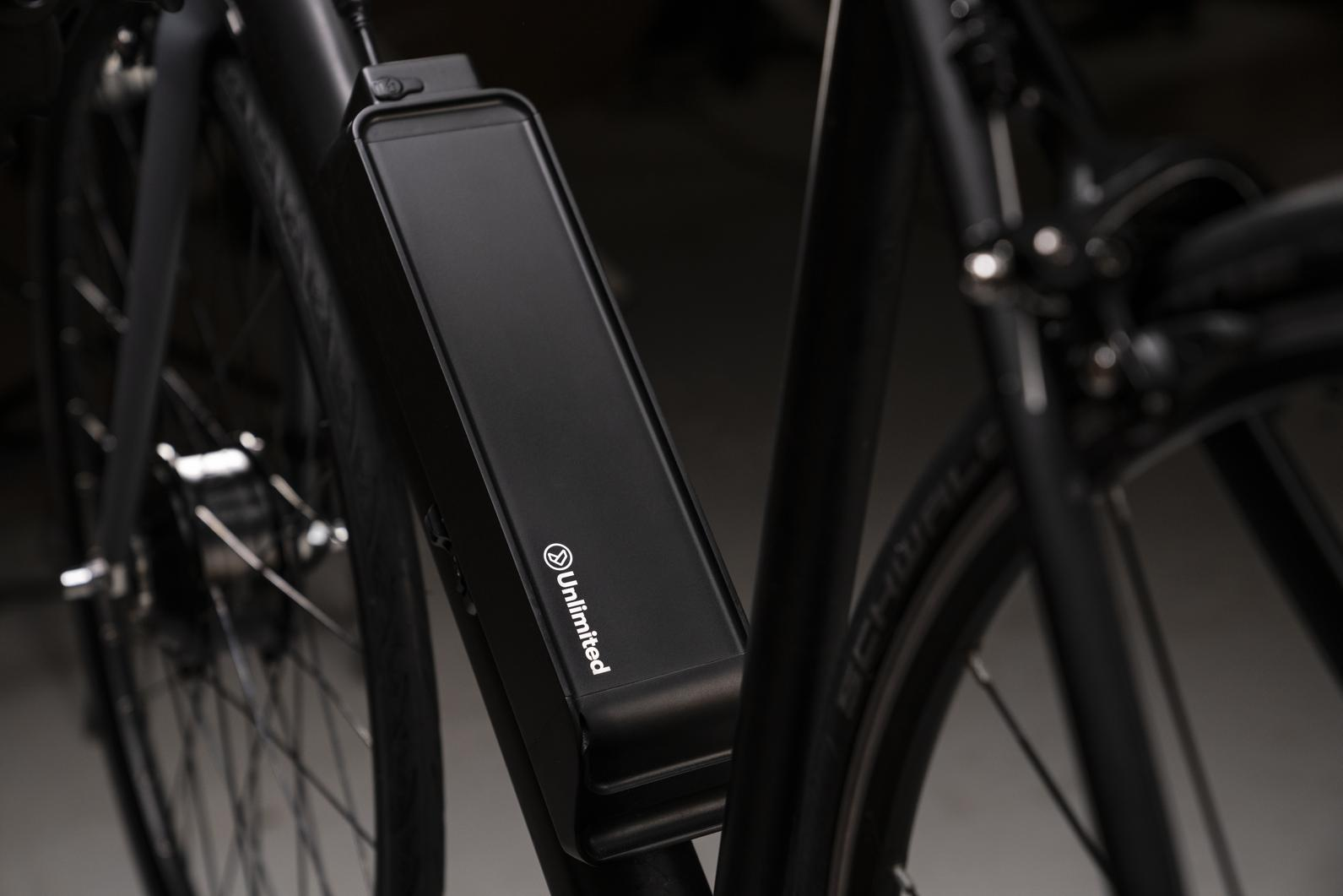 Unlimited eBike Kit. The world's first eBike Conversion Kit