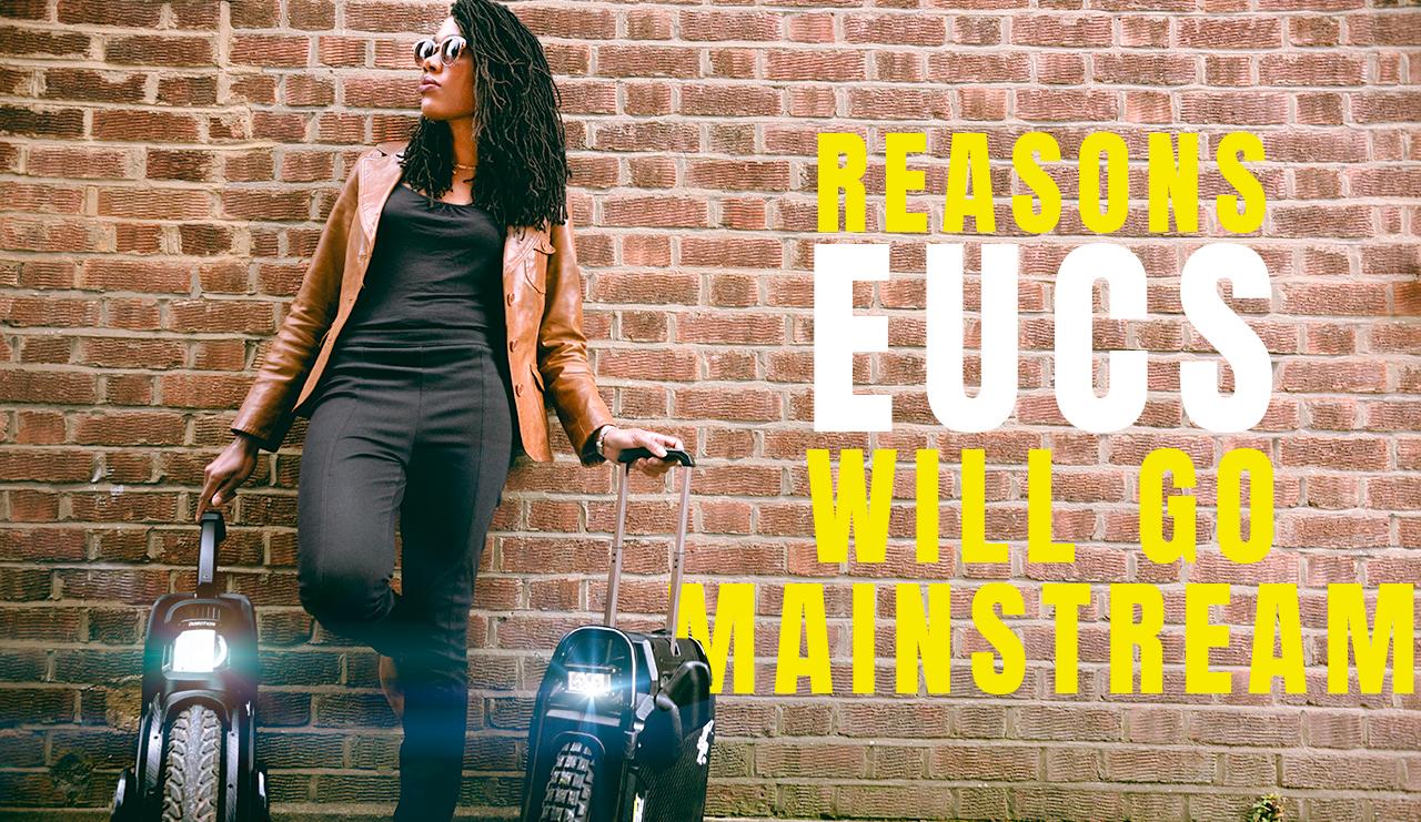 EUC (Electric Unicycle Fliboard ) - cover