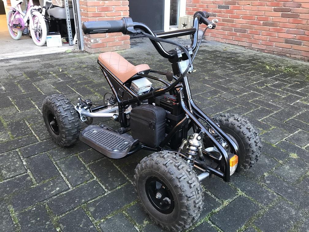 E-moto Conversion for the little ones