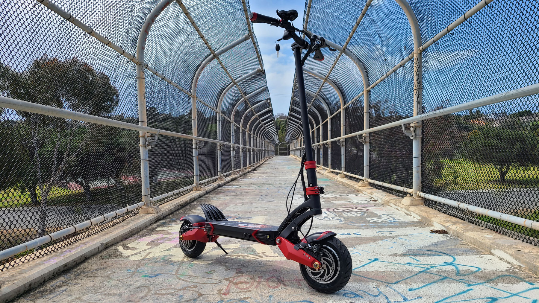 How to travel with an electric scooter?